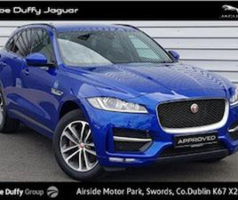 JAGUAR F- PACE D180 R-SPORT AWD AUTO BUY ME ONLI FOR SALE IN DUBLIN FOR €55400 ON DONEDEAL