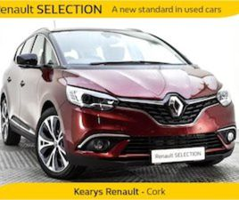 RENAULT GRAND SCENIC DYNAMIQUE NAV DCI FOR SALE IN CORK FOR €21900 ON DONEDEAL