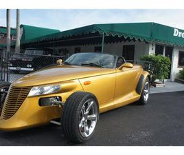 FOR SALE: 2002 PLYMOUTH PROWLER IN LANTANA, FLORIDA
