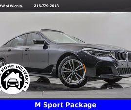2019 BMW 6 SERIES 640I XDRIVE GRAN TURISMO