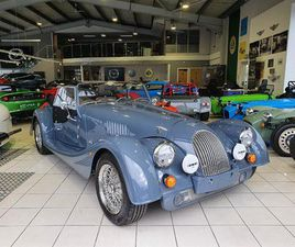 MORGAN PLUS FOUR 2.0 AUTOMATIC (NEW AND UNREGISTERED)