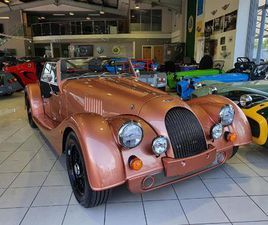 MORGAN PLUS FOUR 2.0 MANUAL (NEW AND UNREGISTERED)