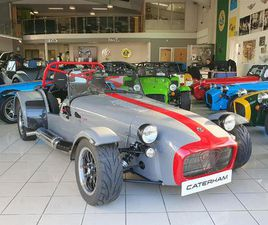 CATERHAM 310 R LARGE CHASSIS (NEW & UNREGISTERED)