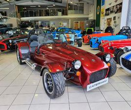 CATERHAM 420R S3 (NEW AND UNREGISTERED)