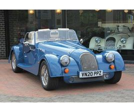 ALL-NEW MORGAN PLUS FOUR - REDUCED PRICE - INCLUDING ALL ON THE ROAD COSTS