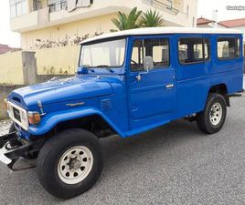 TOYOTA LAND CRUISER BJ 45 - 83