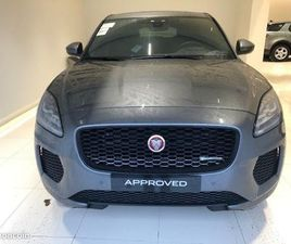 JAGUAR E-PACE 2.0D 180CH R-DYNAMIC CHEQUERED FLAG