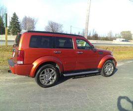 2008 DODGE NITRO | CARS & TRUCKS | BARRIE | KIJIJI