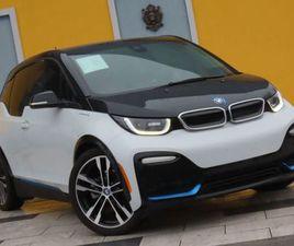 2018 BMW I3 S RANGE EXTENDER