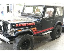 JEEP CJ7 6 CYLINDRES