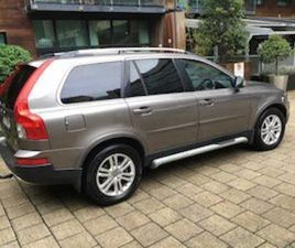VOLVO XC90 LUXURY D5 AWD 7 SEATER * FSH* FOR SALE IN DUBLIN FOR €11950 ON DONEDEAL