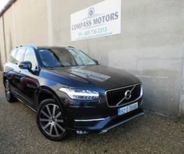 2015 VOLVO XC90 2.0 D5 AWD 225BHP AUTOMATIC FOR SALE IN DUBLIN FOR €37950 ON DONEDEAL