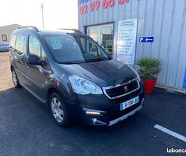 PEUGEOT PARTNER 1.6HDI ACTIVE 2018 85300KM 7PLACES