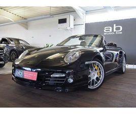 PORSCHE 997 911 TURBO S AUTOM, NAVI, BT, XENON, MET GARANTIE!! 507488