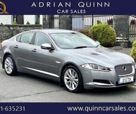 JAGUAR XF 2.2 D SE 4DR AUTO FOR SALE IN GALWAY FOR €11950 ON DONEDEAL