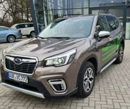SUBARU FORESTER 2.0IE COMFORT LINEARTRONIC