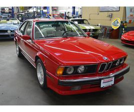 FOR SALE: 1988 BMW M6 IN HUNTINGTON STATION, NEW YORK