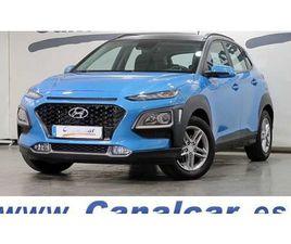 HYUNDAI KONA 1.0 TGDI KLASS 4X2 4X4, SUV O PICKUP DE SEGUNDA MANO EN MADRID | AUTOCASION