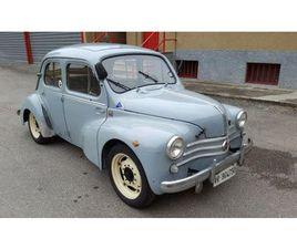 RENAULT 4 CV ANNO 1955