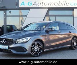 MERCEDES-BENZ CLA -KLASSE SHOOTING BRAKE CLA 180*AMG-LINE*LED
