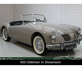 MG MGA 1622 MKII CONCOURS ZUSTAND | OVERDRIVE 1962