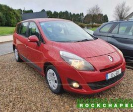 RENAULT GRAND SCENIC EXPRESSION DCI 110 FAP ECO2 FOR SALE IN CORK FOR € ON DONEDEAL