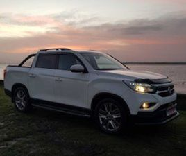 NEW SSANGYONG MUSSO EL HIGH SPEC WITH EXTRAS FOR SALE IN DUBLIN FOR €41999 ON DONEDEAL