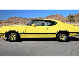 FOR SALE: 1970 OLDSMOBILE 442 W-30 IN BOULDER CITY, NEVADA