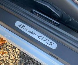 2015 PORSCHE BOXSTER GTS