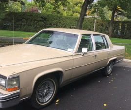 CADILLAC FLEETWOOD 1985 ORIGINAL PERFECT CONDITION 31000 MILES   CLASSIC CARS   CITY OF MO