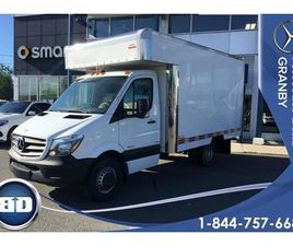CHASSIS CAB BOITE 12 PIEDS