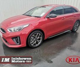 KIA PRO CEED 1.6D GT LINE FOR SALE IN DONEGAL FOR € ON DONEDEAL