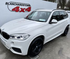 BMW X5 XDRIVE25D MSPORT FOR SALE IN DUBLIN FOR €35900 ON DONEDEAL