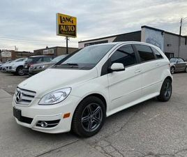 USED 2011 MERCEDES-BENZ B-CLASS TURBO NO ACCIDENTS, TURBO, 2 SETS OF WHEELS!