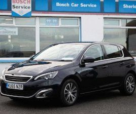 PEUGEOT 308 1.6 BLUEHDI ALLURE 120BHP 2015 152 FOR SALE IN SLIGO FOR €9995 ON DONEDEAL