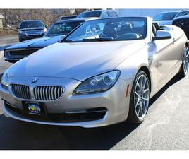 FOR SALE: 2012 BMW 6 SERIES IN HILTON, NEW YORK