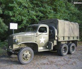 GMC CCKW 352 DE 1942 CAMION MILITAIRE US