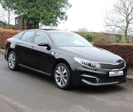>2017 KIA OPTIMA 1.7 CRDI ISG 3 4DR