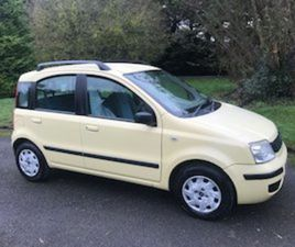 FIAT PANDA, 1.1 2007,NCT 3/21,TAX 12/20 FOR SALE IN DUBLIN FOR €1195 ON DONEDEAL
