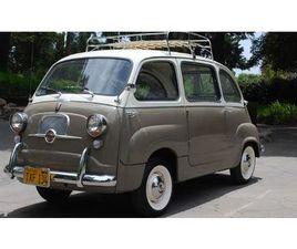 FIAT 600 MULTIPLA 1959 - USA | GIELDA KLASYKÓW