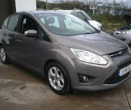 FORD C-MAX, 2013 FOR SALE IN MONAGHAN FOR €6950 ON DONEDEAL