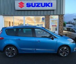 RENAULT GRAND SCENIC 3 BOSE 1.5 DCI 35 PER WEEK FOR SALE IN MAYO FOR €10950 ON DONEDEAL