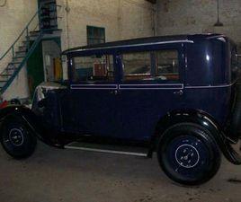 ② OLD-TIMER RENAULT-NN 2 1928 - RENAULT