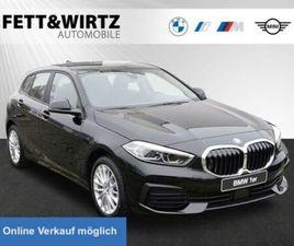 BMW 118I 17 LMR LED NAVI DAB WLAN SITZHZG.