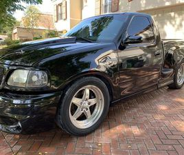 2001 FORD SVT LIGHTNING SUPERCHARGED 645HP | DUBIZZLE