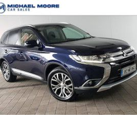 MITSUBISHI OUTLANDER 2.3D 2WD 6MT 5SEATS 5DR FOR SALE IN WESTMEATH FOR €24950 ON DONEDEAL
