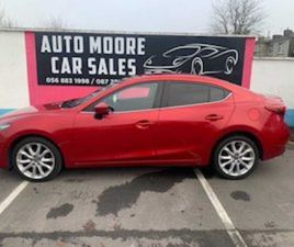 MAZDA 3, 2016 FOR SALE IN KILKENNY FOR €14750 ON DONEDEAL