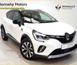 RENAULT CAPTUR S-EDITION 130 AUTO OUR VIRTUAL SH FOR SALE IN LIMERICK FOR €31120 ON DONEDE