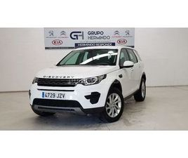 LAND-ROVER - DISCOVERY SPORT 2.0L TD4 110KW 150CV 4X4 PURE