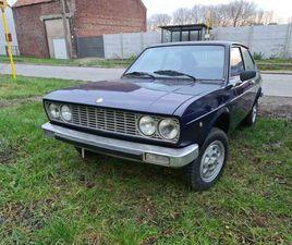 ② FIAT 128 COUPÉ 1976 - FIAT